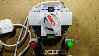 электрогенератор Gesan L12MF key