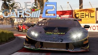 Project CARS 2 Hard to Survive Long Beach Race