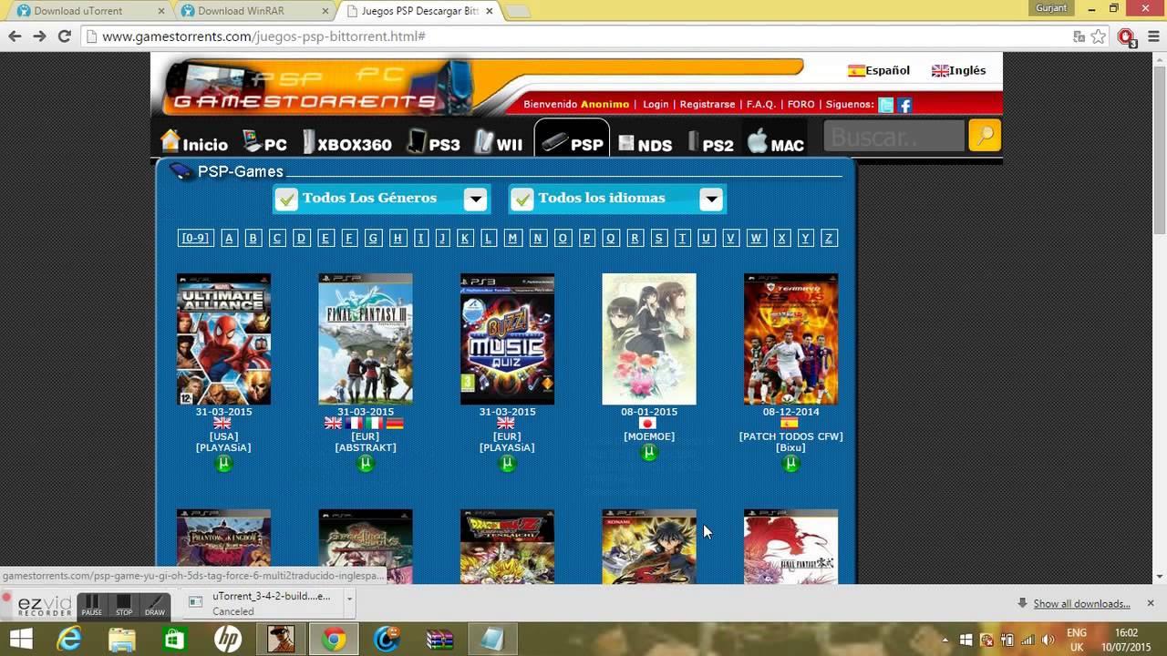 Games For Psp Emulator