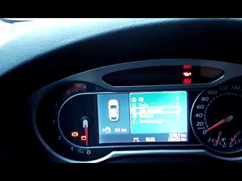 starting Ford Mondeo MK4 after battery replacement u0026 starter refurbishment - YouTube & starting Ford Mondeo MK4 after battery replacement u0026 starter ... markmcfarlin.com