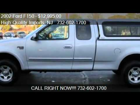 Worksheet. 2002 Ford F150 XLT SuperCab Long Bed 4WD  for sale in Woodb  YouTube