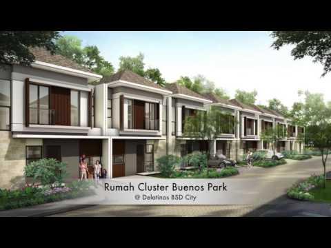 Cluster Buenos Park Delatinos BSD City Visit 082311011555