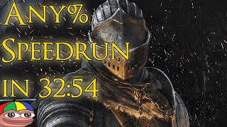 Dark Souls Remastered Speedrun - Any% in 32:54 IGT (World Record)