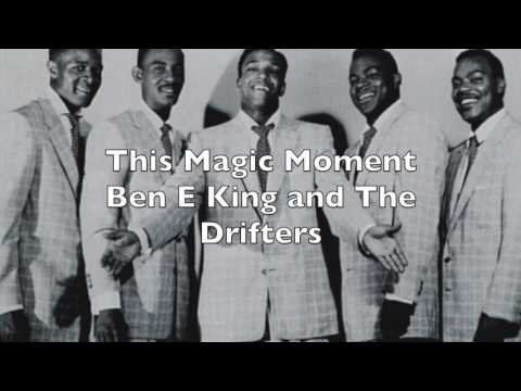 Клип The Drifters - This Magic Moment