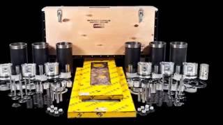 видео Купить запчасти для Двигателя Komatsu