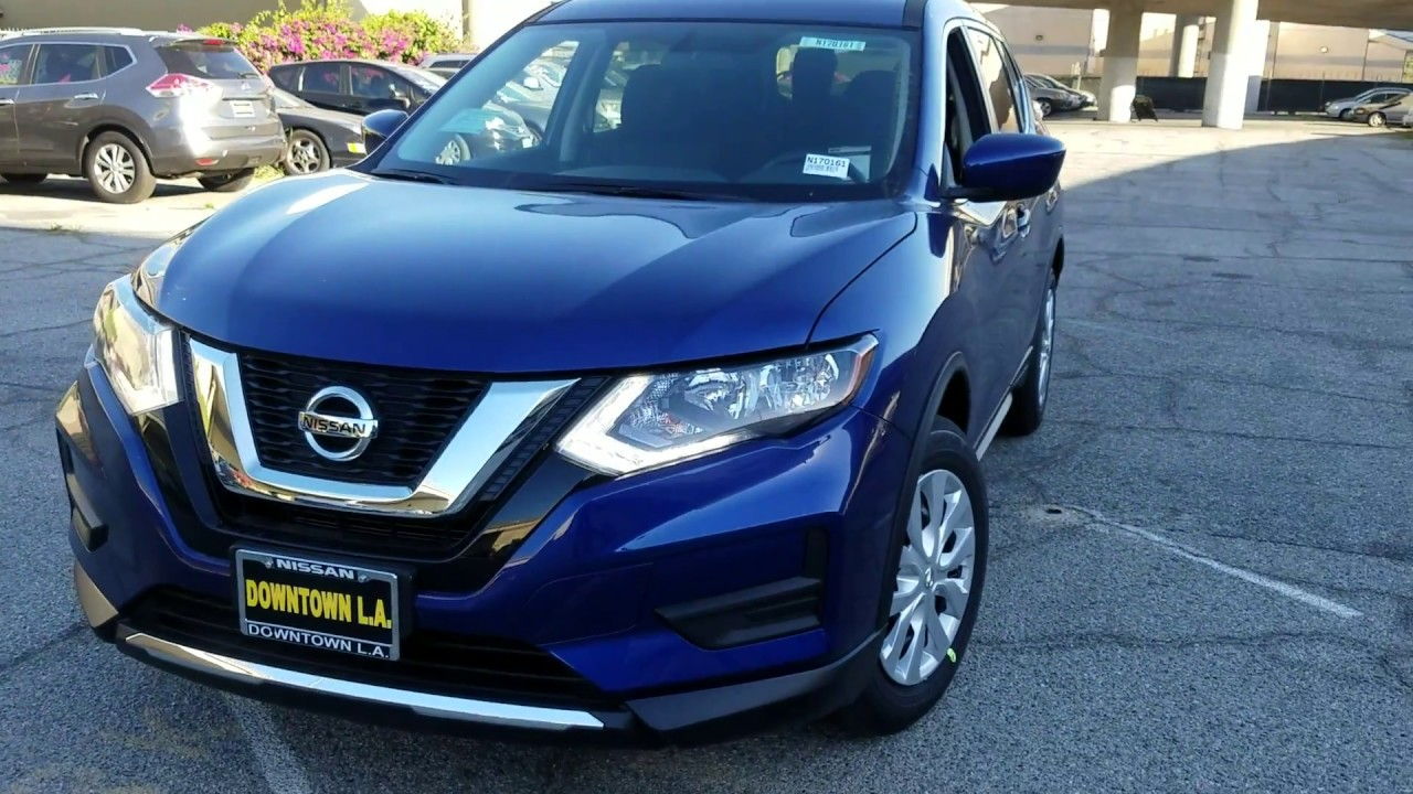 2017 Nissan Rogue S W Family Package 7 Seater Complete Feature Walkthrough You