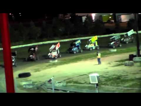 September 7, 2013 | Colorado 1200 Outlaws A-Main | El-Paso County Speedway