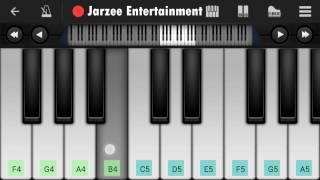 Ae Dil Hai Mushkil Piano(Arijit Singh) - Easy Mobile Perfect Piano Tutorial