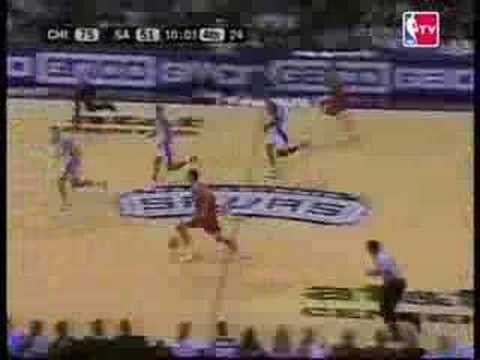 Tyrus Thomas NBA-MIX [Raptile/The Game - Get Out Of My Face]