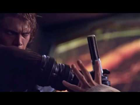 Star Wars  Episode III – Die Rache der Sith   HD   Anakin vs  Obi Wan   German