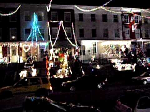christmas greetings from 34th street baltimore that is - Baltimore 34th Street Christmas Lights