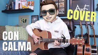 Con Calma Daddy Yankee Snow - Cover fingerstyle guitar Andrew Foy.mp3