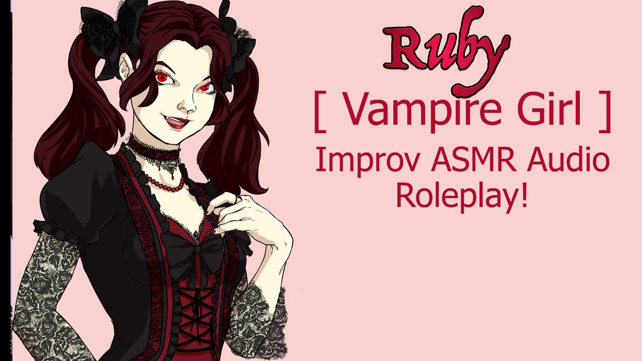 Kitti Minx ASMR Interactive Stream Archive - Ruby At The Vampire Ball! Audio Roleplay