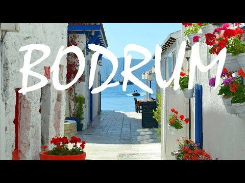 A Tour Of BODRUM, TURKEY | Is It Worth Visiting?