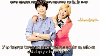Kyuhyun & Luna - Shine your way [Sub español+Rom] (The Croods family OST)