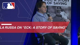 Tony La Russa takes questions on 'Eck: A Story Of Saving'