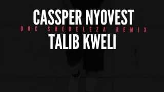Cassper Nyovest - Doc Shebeleza Remix ft. Talib Kweli (Audio)
