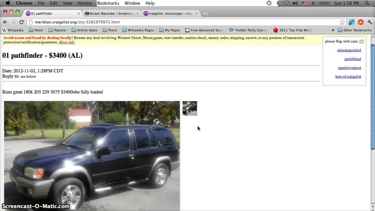 Craigslist Mississippi Cars And Trucks By Owner