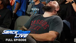 WWE SmackDown LIVE Full Episode, 17 September 2019