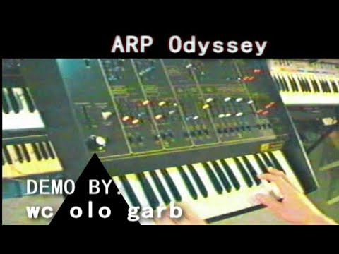 This Crazy Polish Video Sums Up Why We Want a KORG ARP Odyssey - CDM