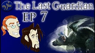 The Last Guardian - Episode 07 - Surprise Trico Food - Broken D-Pad