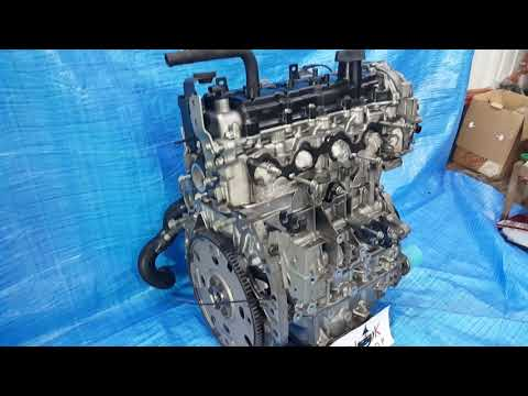 Обзорное видео Двс / двигателя Renault Koleos 2.5L 2TRA