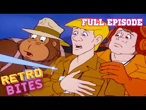 Ghostbusters | The Ghost Of Don Quixote | TV Series | Full Episodes | Cartoons For Children