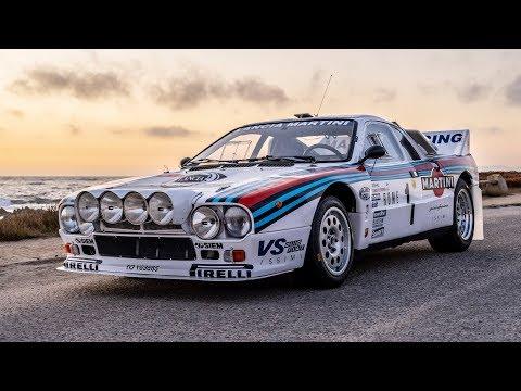Com'è guidare una vera Lancia 037 Gr.B ex Ufficiale? - Davide Cironi Drive Experience (SUBS)