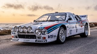 Lancia 037: How does it feel to drive the 1983 Group B winner? - Review by Davide Cironi (SUBS)