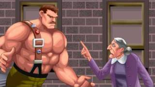 Final Fight: Double Impact (PS3 X360) - Mike Haggar: Hands on! Trailer