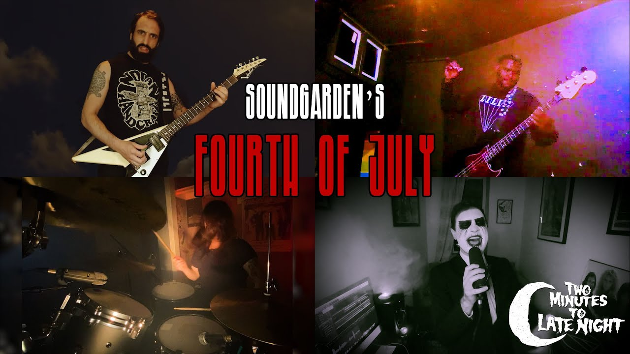 "Mutoid Man + Mrs. Piss + F**ked and Bound cover Soundgarden's ""4th of July"""