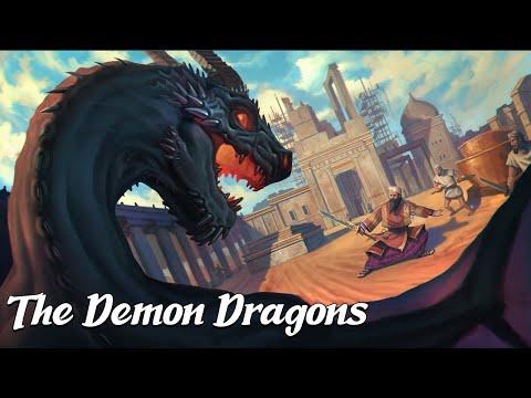 Solomon and the Demon Dragons [Testament of Solomon] (Angels & Demons Explained)