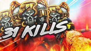 31 Kill Blackout Solo Squad Victory