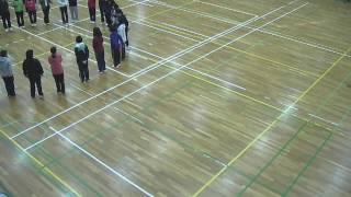 AUE体育科研究(ベースボール型:体育館4コート編) thumbnail