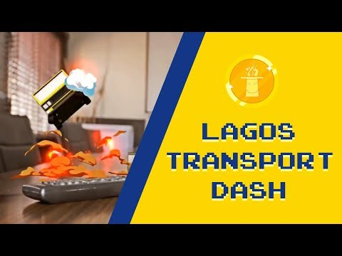 Lagos Transport Dash