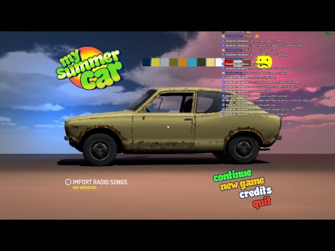 My Summer Car Ep. #10 - From The Beginning Forever More (pt. 2)