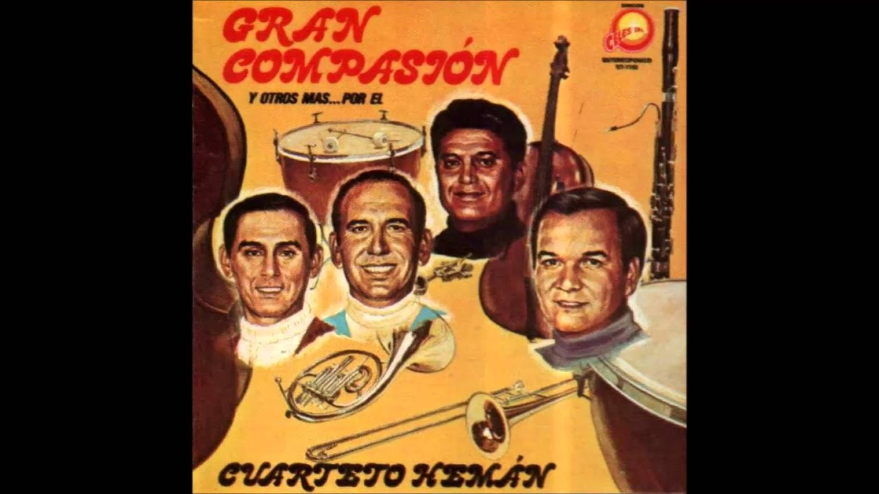 Cuarteto Heman - 01 Gran Compasión