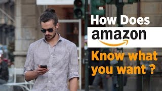 How Does Amazon Work   How Does Amazon Know What You Want to Buy?   Acadgild