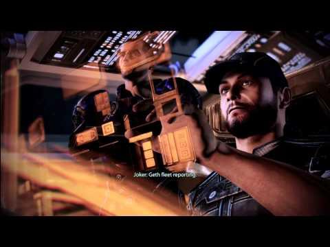Mass Effect 3 Space Battle (All Fleets) HD