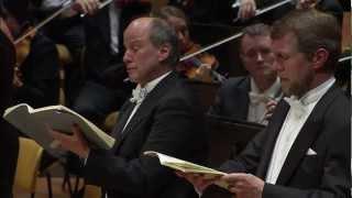 Beethoven: Missa solemnis / Blomstedt · Chor des Bayerischen Rundfunks · Berliner Philharmoniker