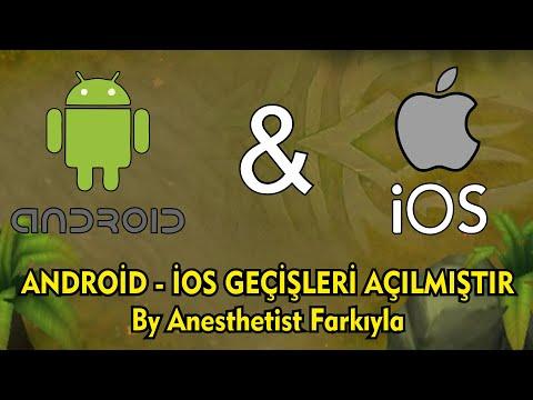 Mobile Legends Android Hesabı Ios 'a Nasıl Taşınır... Buyrun İzleyin L Mobile Legends