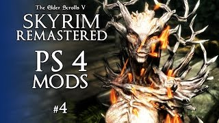 Skyrim Remastered PS4 Mods #4 - CUSTOM FOLLOWERS + KILLABLE KIDS - Skyrim Special Edition PS4 Mods
