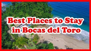4 Best Places to Stay in Bocas del Toro, Panama | US |  Love Is Vacation