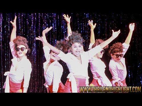 Bangkok Night Tours Famous Cabaret Show Bangkok Thailand