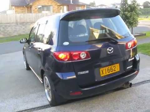 2004 mazda demio 5 speed manual youtube. Black Bedroom Furniture Sets. Home Design Ideas