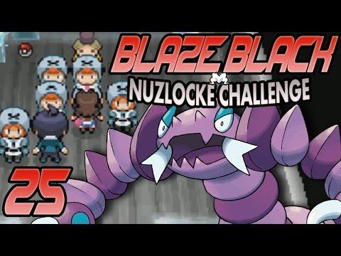 LE NOUVEAU BOSS #25 POKÉMON BLAZE BLACK NUZLOCKE