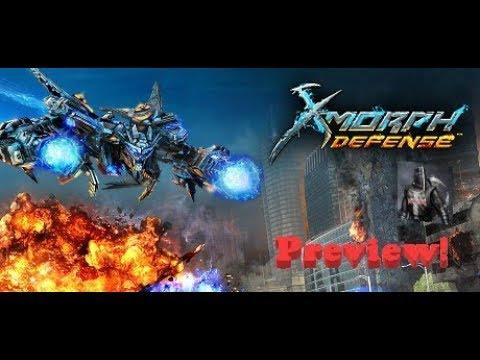 X-Morph: Defense! - South Africa