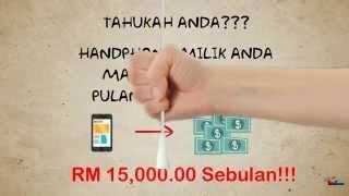 Best Mobile Malaysia Cara Dan Teknik Buat Duit Di Internet [Cara Buat Duit Online]