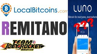 ALTERNATIF JUAL BELI BITCOIN | LUNO DEPOSIT WITHDRAW BLOCKED