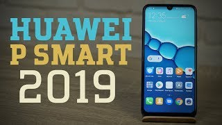 Обзор Huawei P Smart 2019 (Honor 10 Lite)